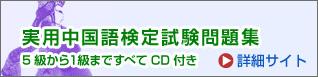実用中国語検定試験問題集 詳細サイト